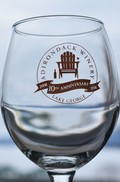 Adirondack Winery Wine Glasses - Set of 2