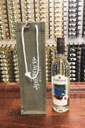 Adirondack Winery Burlap Gift Bag