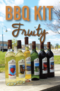 Wine BBQ Kit - FRUITY