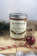 Eagle Ridge Red Pepper Sauce w Semi Dry riesling