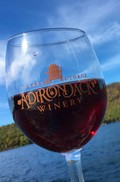 Adirondack Winery Wine Glasses - Set of 2 Image