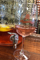 Lemon-Raspberry Rosé Spritzer