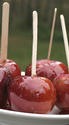 Grown Up Candy Apples