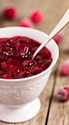Cranberry Riesling Compote