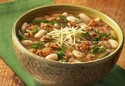 Tuscan White Bean Riesling Soup