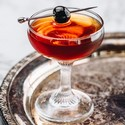 Fireside Manhattan